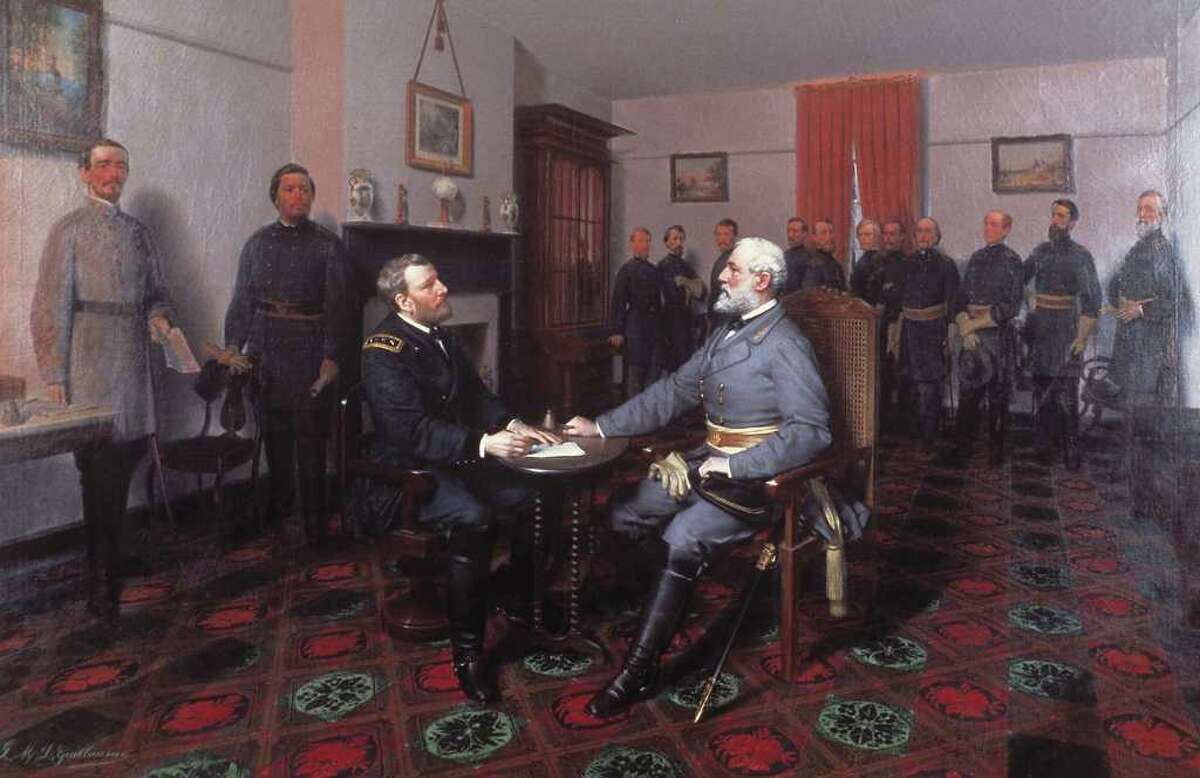 Cigar man General and then Pres. Ulysses S. Grant smoked 20 cigars a day. When he was nearing death (from throat cancer, of course) in 1885, he raced to finish his prodigious memoir to leave his family some money. It's considered one of the greatest presidential works of literature.