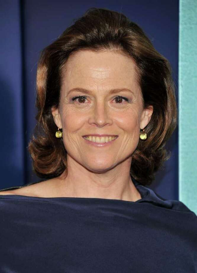 """NEW YORK, NY - OCTOBER 05:  Actress Sigourney Weaver attends the premiere of """"The Ides of March"""" at the Ziegfeld Theater on October 5, 2011 in New York City.  (Photo by Stephen Lovekin/Getty Images) Photo: Stephen Lovekin / 2011 Getty Images"""