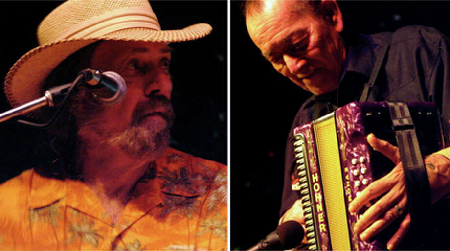 PHOTOS: Festival headlinersAugie Meyers, left, and Flaco Jimenez >>Here are the two icons slated to lead the East End fest...