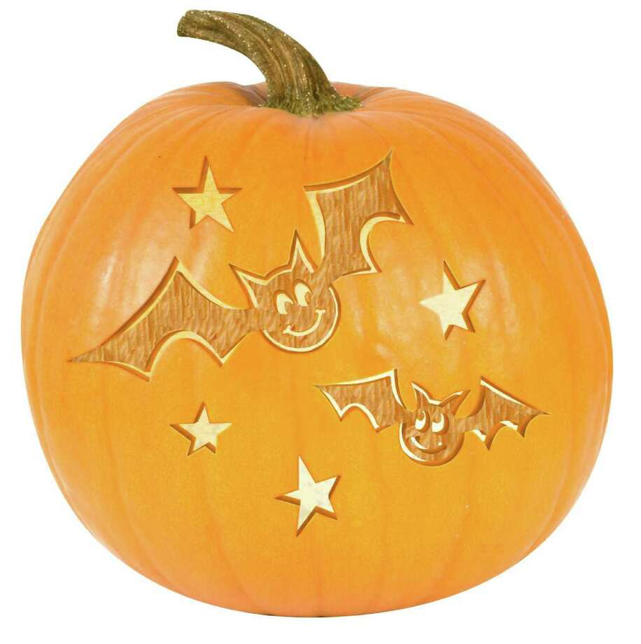 THE GREAT PUMPKIN: Kick off Halloween with a charitable deed and get something free. Better Homes and Gardens is offering downloads of free custom-designed stencils. For each download, $2 goes to the Humane Society, Big Brothers Big Sisters, Susan G. Komen, Rebuilding Together and March of Dimes (up to $5,000 per charity). Visit bhg.com/charitystencils for downloads. Photo: Better Homes And Gardens