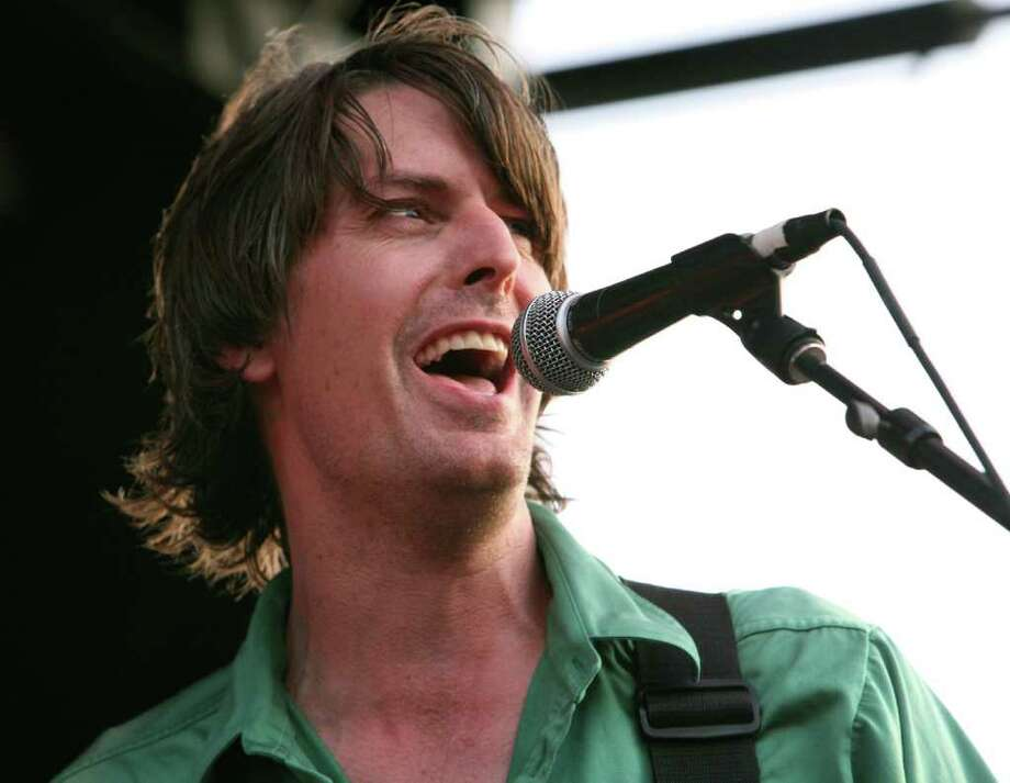 GETTY IMAGES MOVING ON: Former Pavement frontman Stephen Malkmus has a new record and recently relocated to Berlin. Photo: Astrid Stawiarz / 2008 Getty Images