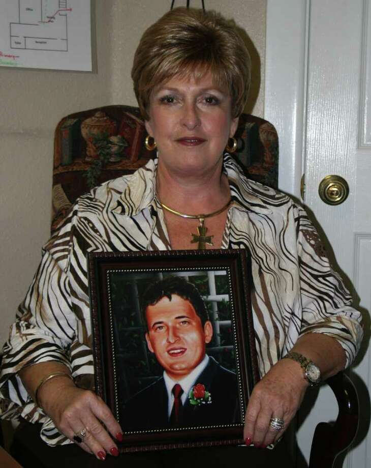 Paula Whitaker's son, Ryan, died in 2007. She hoped to donate to charities in his name, but the money was lost in an investment scheme. Photo: Loren Steffy