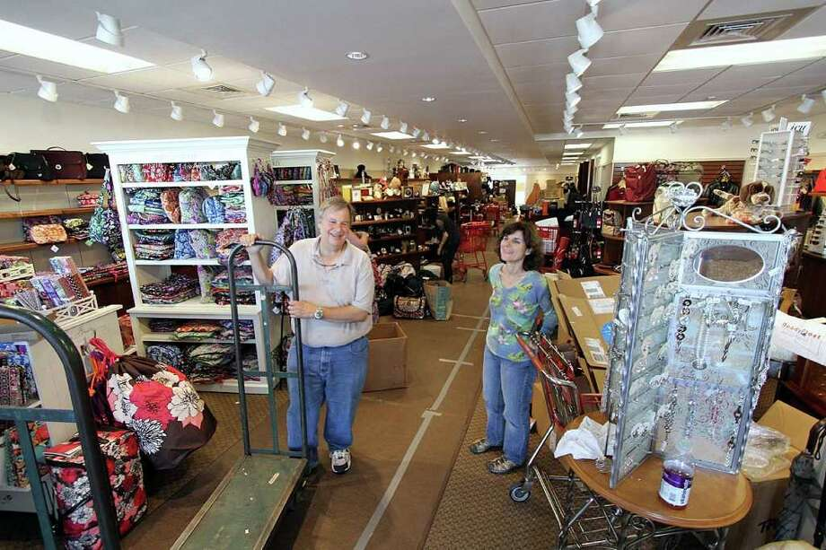Silver of Westport plans a grand opening event Oct. 15 when the seller of gifts, luggage and more moves back to the original site -- 390 Post Road East in the Compo Shopping Center -- where it was opened in 1951. Photo: Contributed Photo / Westport News contributed