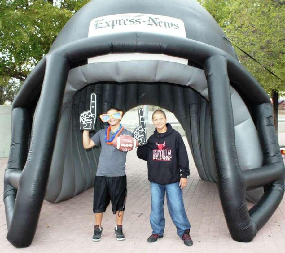 UTSA Game Day Photos – Saturday, October 8, 2011 South Alabama vs. UTSA – Alamodome Photo: Express-News