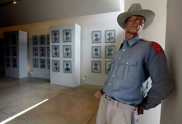 Images of the Texas Highway Patrol Museum on Wednesday, Oct. 5, 2011. Photo: Kin Man Hui, Kin Man Hui/kmhui@express-news.net / San Antonio Express-News
