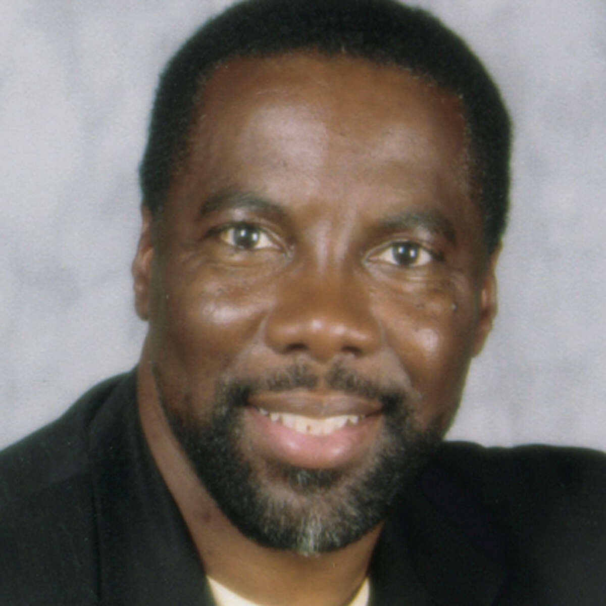 Candidate Kenneth Perkins