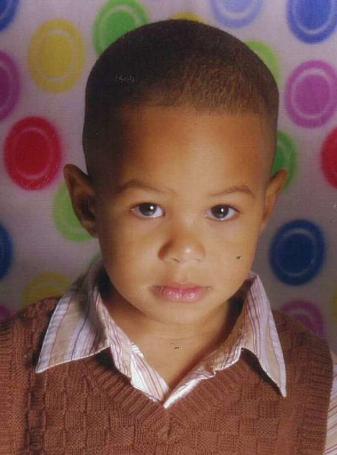 CHRONICLE FILE NEVER FOUND: Kendrick Jackson was 3 when he vanished on April 7, 2006. / handout email