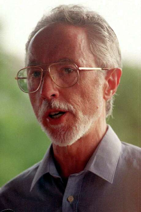 South African writer J.M. Coetzee is seen in this undated file photo. Coetzee has won the 2003 Nobel Prize for literature, it was announced Thursday Oct. 2, 2003. (AP Photo) / AP