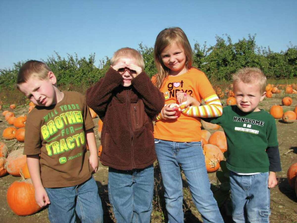 Were you Seen at Goold Orchard's Apple Festival on Sunday, Oct. 9, 2011? (Kristi Gustafson Barlette/Times Union)