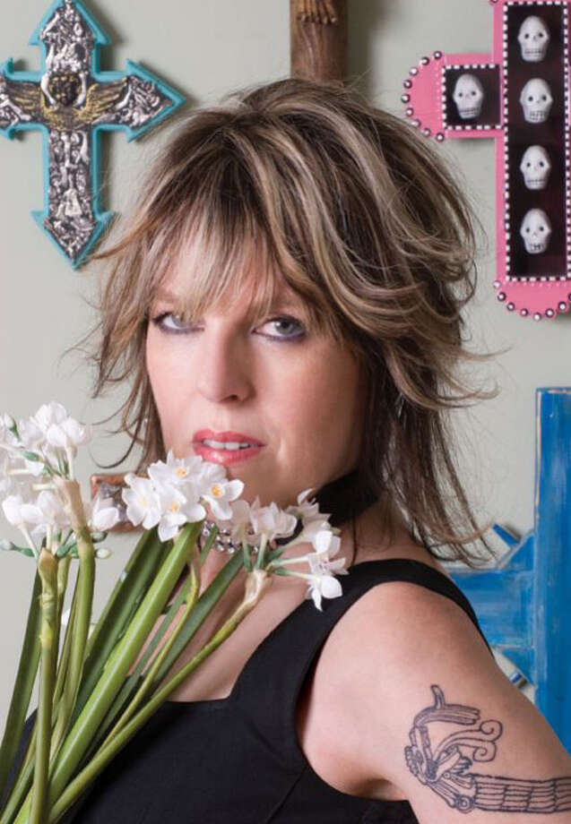 Lucinda Williams will play at the Gruene Wine & Music Fest on Friday. COURTESY PHOTO