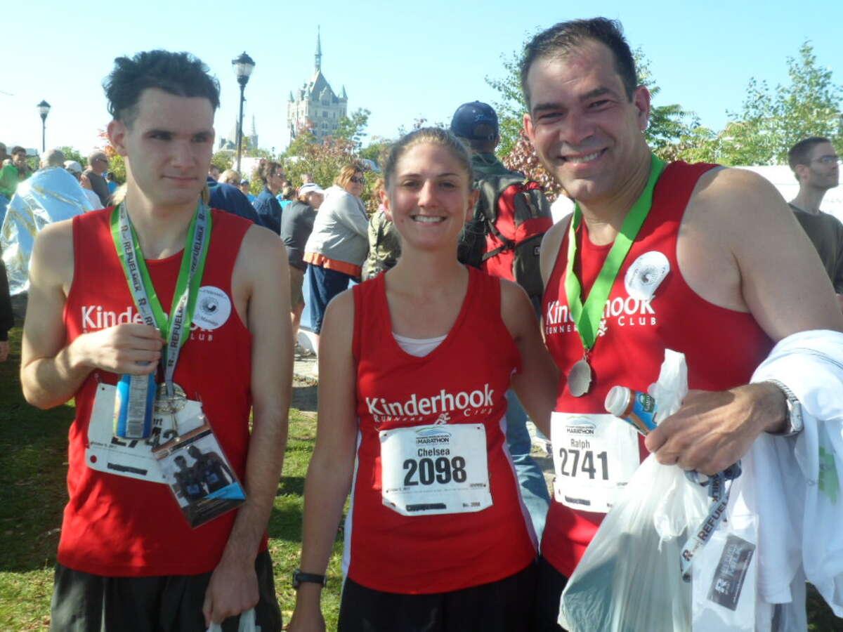 Were you Seen at the Mohawk Hudson River Marathon 2011?