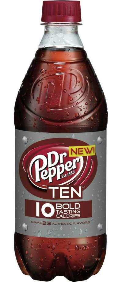 Dr Pepper TEN, aka the Dr Pepper that'snot for women. Photo: Associated Press / Dublin Dr Pepper Bottling Co.