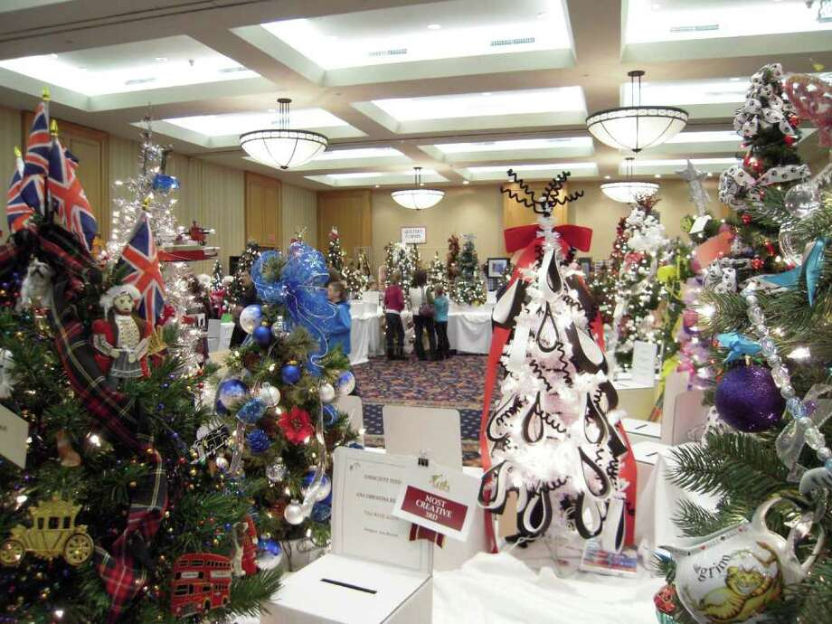 The 2011 Festival of Trees to benefit Ann's Place cancer support organization will be held Nov. 18 to 20 at the Matrix Conference & Banquet Center, 39 Old Ridgebury Road. Photo: Contributed Photo