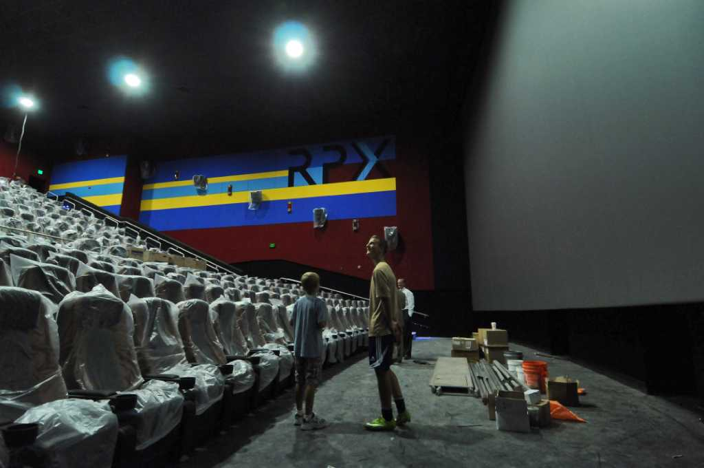 The New Regal Theater In Clifton Park Times Union