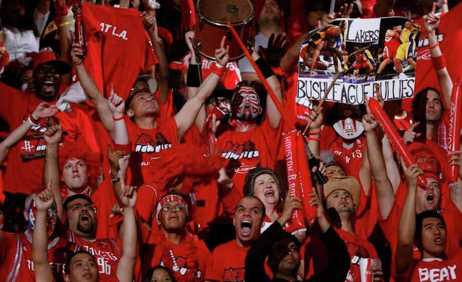 The Red Rowdies won't be getting rowdy anytime soon. Photo: Brett Coomer, Chronicle / Houston Chronicle