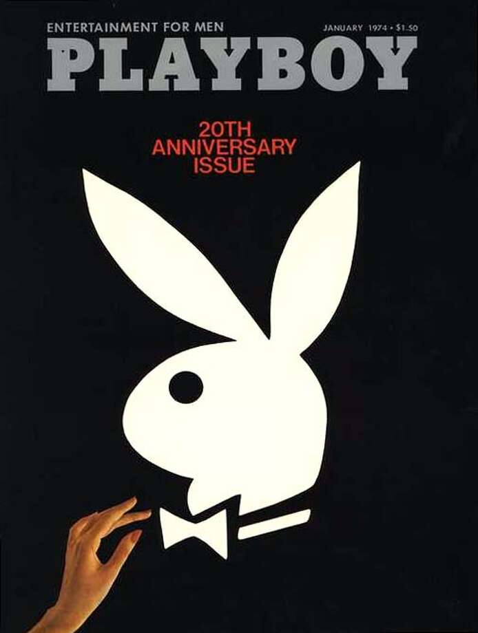 The Playboy magazine cover from January 1974