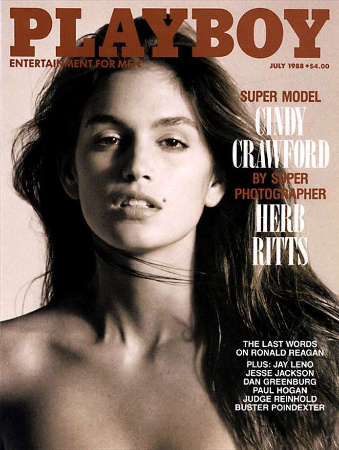 Cindy Crawford posed nude for Playboy in 1988.  She made a second return to the magazine a decade later.