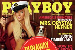 Playboy magazine giving up on full nudity - Photo