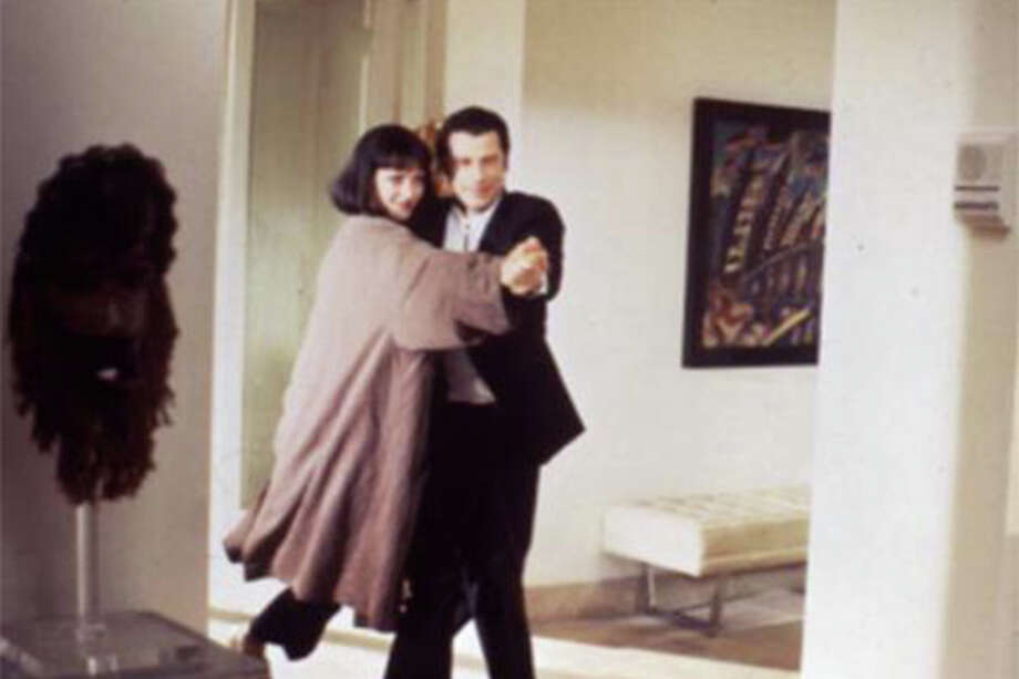 """A scene from the film """"Pulp Fiction."""""""