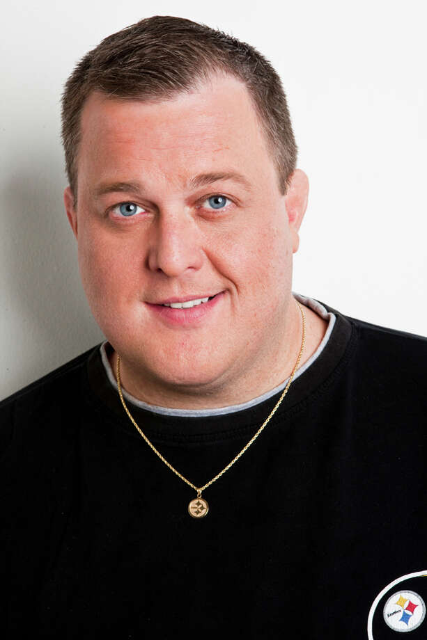 "Billy Gardell, star of the CBS hit ""Mike & Molly,"" will perform his comedy on Saturday, Oct. 15 at the Fox Theater at Foxwoods Resort Casino. Photo: Contributed Photo"