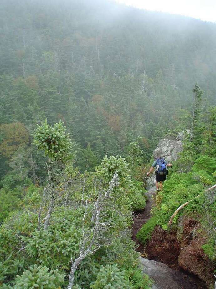 Appalachian Trail Day events will be held throughout Connecticut on Saturday, Oct. 15. Photo: ISAAC WIEGMANN, ST / APPALACHIAN TRAIL CONSERVANCY