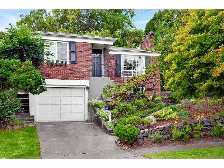 Bryant is convenient to the University of Washington and close to downtown, with nice homes that aren't as pricey as such nearby neighborhoods as Laurelhurst and Windermere. Here are a couple of noteworthy homes on the market for less than $500,000, starting with this one at 5741 38th Ave. N.E. The 1,800-square-foot brick house, built in 1948, has three bedrooms, two bathrooms, two fireplaces, a finished basement and a backyard patio on a 4,815-square-foot lot. It's listed for $499,950. Photo: Windermere Real Estate