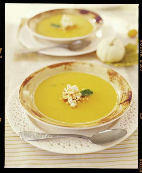 Country Living recipe for Butternut Squash Soup. Photo: ERICKA McCONNELL