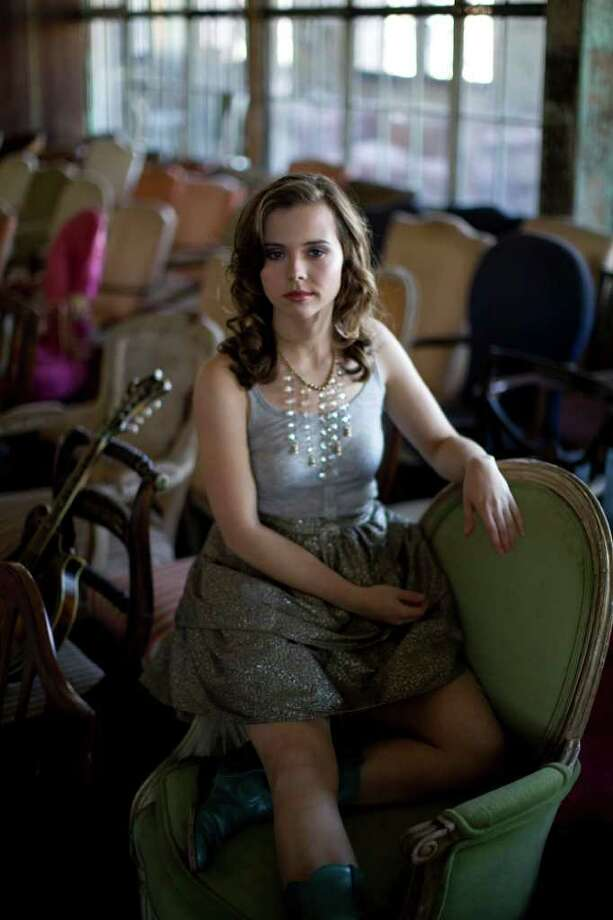 Bluegrass singer and mandolinist Sierra Hull will perform at Fairfield University's Regina A. Quick Center for the Arts on Friday, Oct. 21. Photo: Contributed Photo / Connecticut Post Contributed