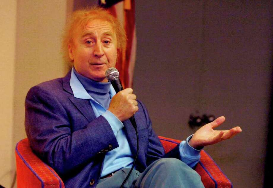 "Legendary actor and Stamford resident Gene Wilder will participate in a post-film Q-and-A moderated by his wife, Karen, following the 35th anniversary screening of his film, ""Silver Streak,"" at the Avon Theatre on Tuesday, Oct. 25. Photo: Contributed Photo"