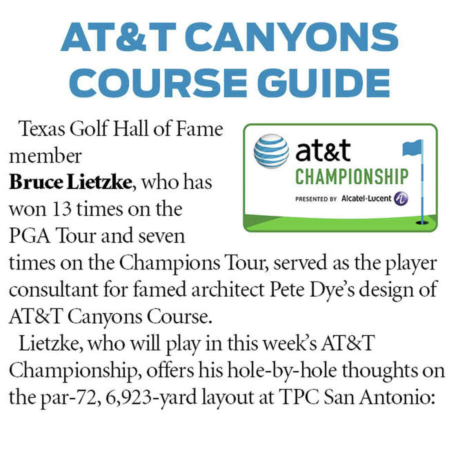 AT&T Canyons Course, intro Photo: SAEN