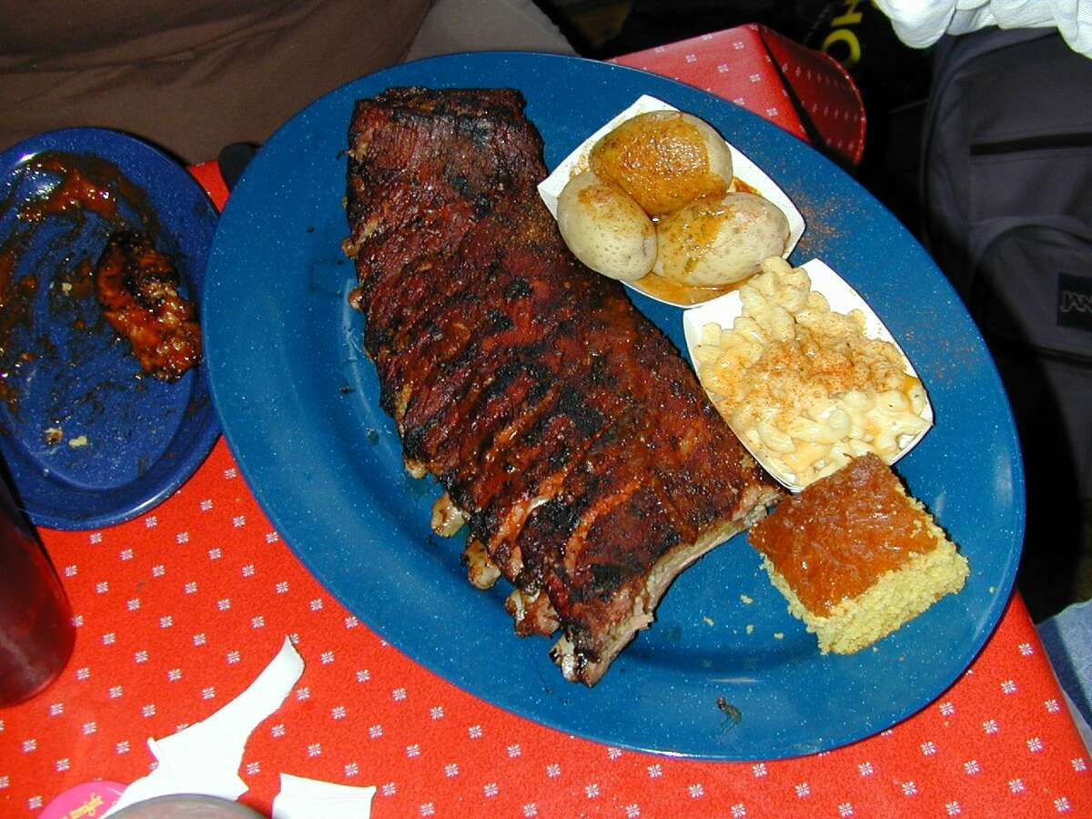 Dinosaur Bar-B-Que, a popular New York restaurant, announced it will open a branch in Stamford's South End. Photo: Flickr/Billychic