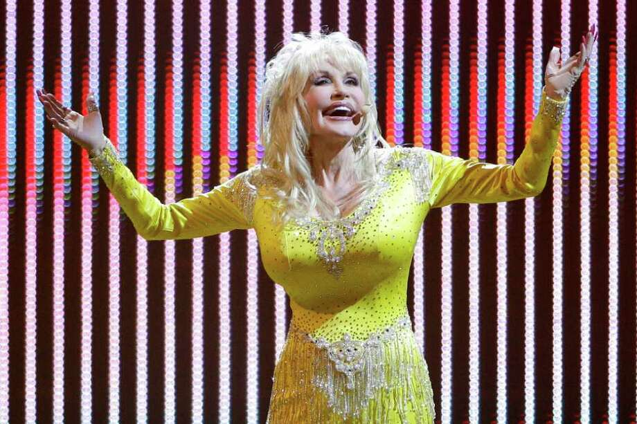 Dolly Parton: January 19, 1946  Photo: Melissa Phillip / © 2011 Houston Chronicle