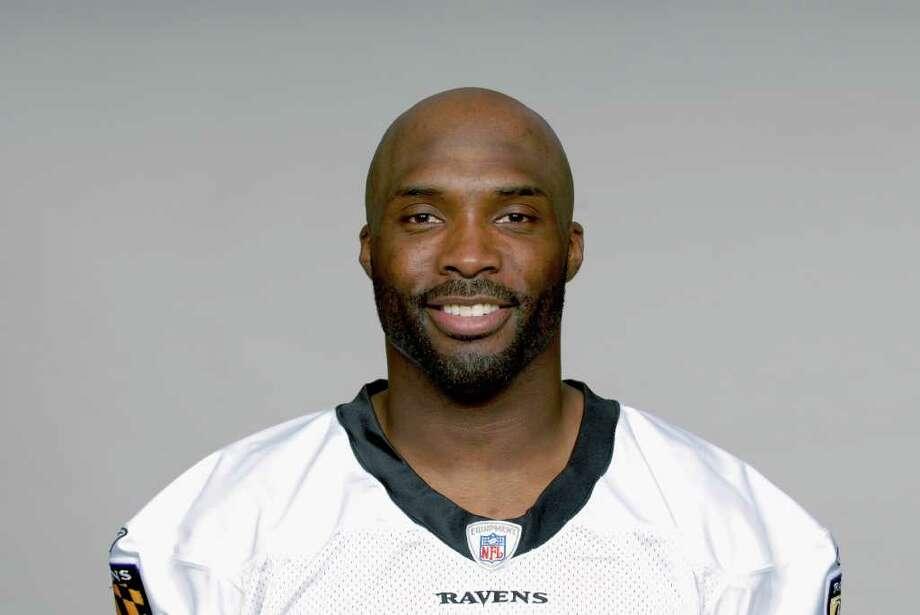 Derrick Mason, Texans Photo: Handout / AP2008