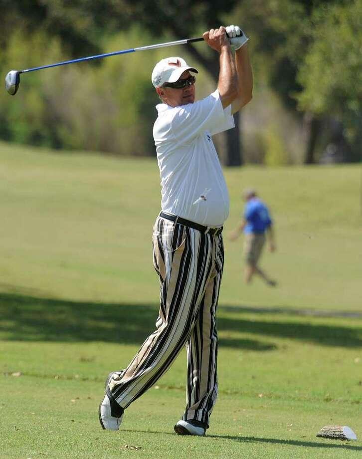 San Antonio's Bruce Hooper Photo: Billy Calzada/gcalzada@express-news.net / gcalzada@express-news.net