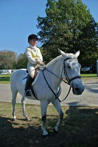 The Fairfield County Hunt Club Bridle Trail Association Hunter Trials at the Fairfield County Hunt Club in Westport, Conn. Photo: Michael Spero / Stamford Advocate