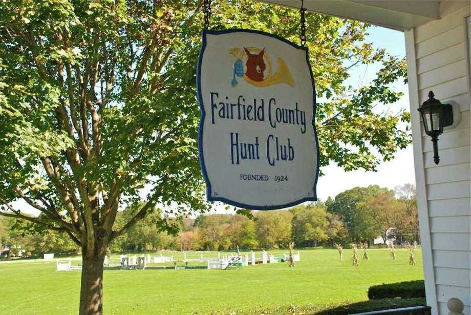 The Fairfield County Hunt Club Bridle Trail Association Hunter Trials at the Fairfield County Hunt Club in Westport, Conn. Photo: Michael Spero / Stamford Advocate