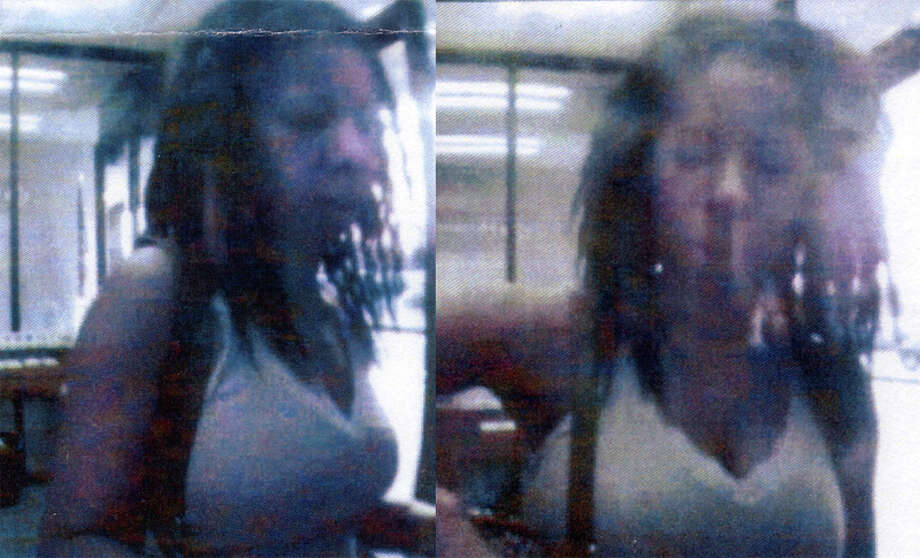 Police are asking for help in identifying this woman suspected of using a credit card from a handbag she stole from a local business last month. Photo: Fairfield Police Department / Fairfield Citizen contributed