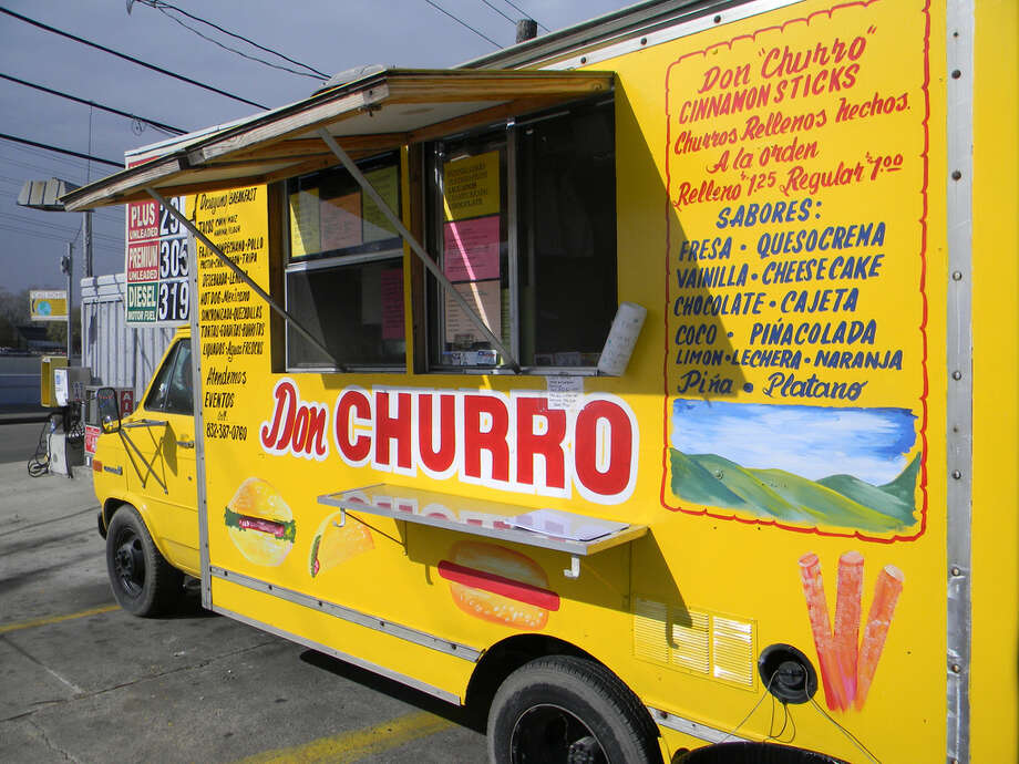 take your pick Don Churro's churros are excellent, but so is the rest of the menu. Photo: Paul Galvani