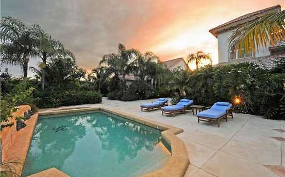 6. Palm Beach County, Fla.: Renting is 67 percent of the cost of owning, above the historical level of 49 percent and the tipping point of 52 percent. Here's the house Bill Gates reportedly rented for $600,000 per month when his daughter competed in a 12-week-long equestrian competition in West Palm Beach. Photo: Courtesy Realtor.com