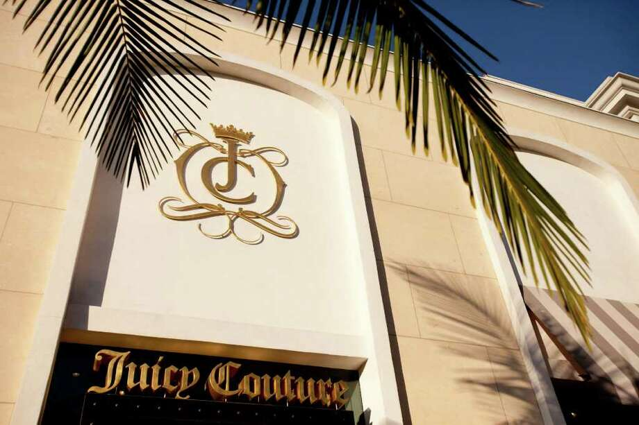 A Juicy Couture store, a brand of Liz Claiborne Inc., stands on Rodeo Drive in Beverly Hills, California, U.S., on Tuesday, July 26, 2011. Photographer: Konrad Fiedler/Bloomberg Photo: Konrad Fiedler, Bloomberg / © 2011 Bloomberg Finance LP