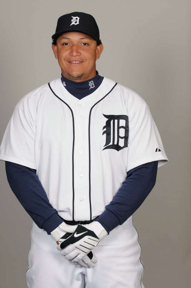 LAKELAND, FL - FEBRUARY 27:  Miguel Cabrera of the Detroit Tigers poses during Photo Day on Saturday, February 27, 2010 at Joker Marchant Stadium in Lakeland, Florida.  (Photo by Tony Firriolo/MLB Photos via Getty Images) *** Local Caption ***Miguel Cabrera Photo: Tony Firriolo, Stringer / 2010 MLB Photos