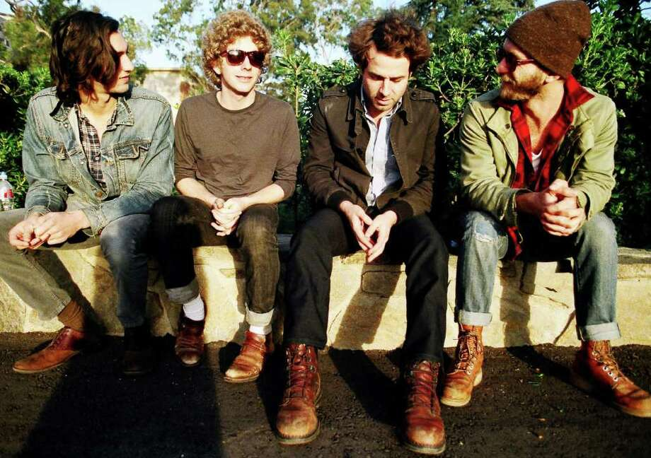 Dawes, Aug. 20, The Egg. Basia Bulat opens for California roots-rockers. Photo: Courtesy Kevin Hays