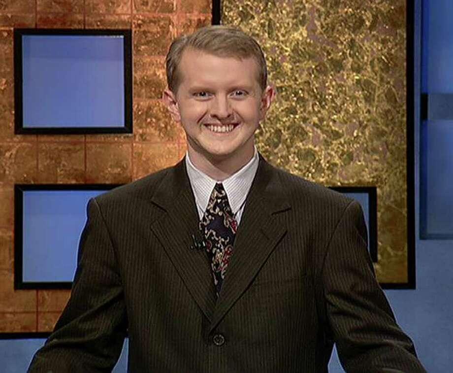 Jeopardy champ Ken Jennings got eliminated from another NBC game show for incorrectly a question about roulette. His excuse? Mormons don't gamble. Photo: AP / SONY,JEOPARDY