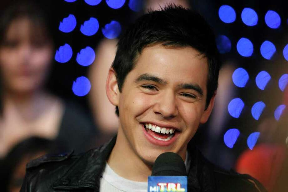 David Archuleta is one of several American Idol stars who are members of the LDS church. Photo: Jason DeCrow, AP / FR103966 AP