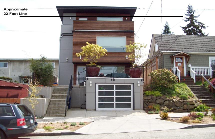 City Wants Limits On Megahomes Odd Houses Seattlepi Com