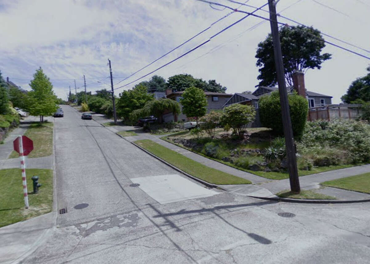No. 19 : Northwest 48th Street between Second and Third avenues northwest in Phinney Ridge also has an 18 percent grade.
