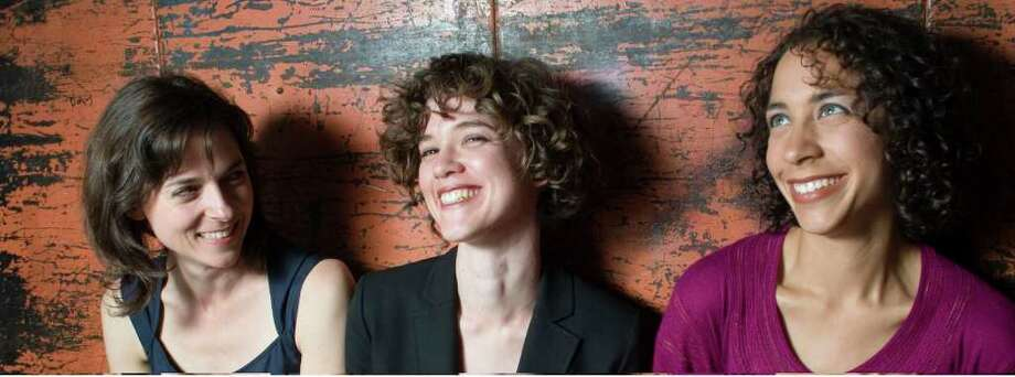 The Janus Trio will perform at the Westport Arts Center Sunday, Nov. 6. Photo: Contributed Photo / Dawn Walsh Photography © 2010