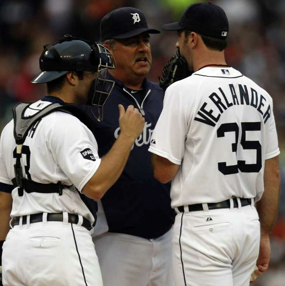 Game 5: Tigers 7, Rangers 5 (Rangers 