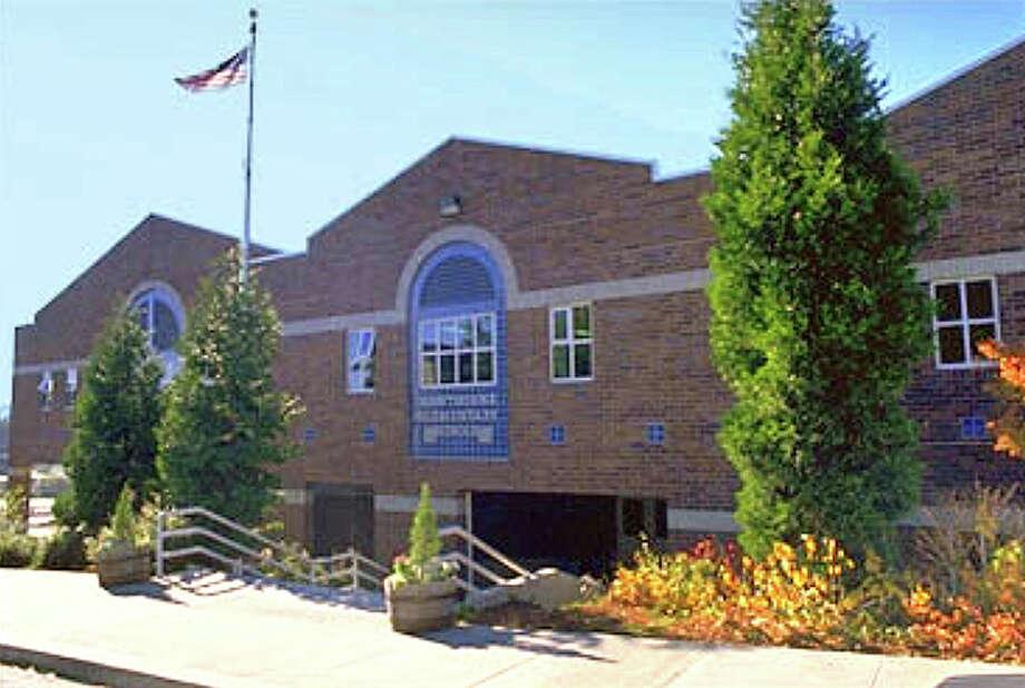 Hawthorne Elementary School at 4100 39th Ave. S. Photo: Seattle Public Schools