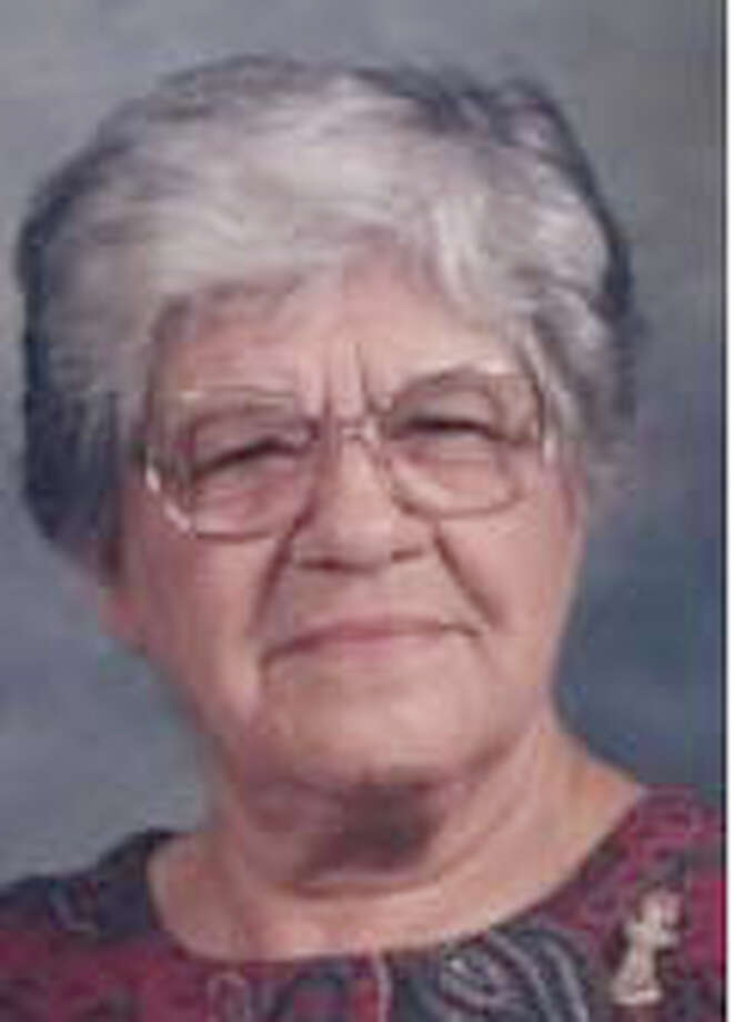 Gertrude Theresa Vajdos Brezina passed away Tuesday at her home in Louise.